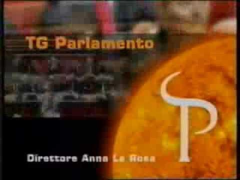 Raidue 39 tsp oggi al parlamento 39 sigla 1997 2000 doovi for Oggi al parlamento