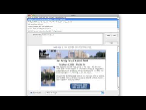 4D TN Spotlight: HTML Email Component