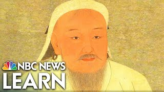 NBC News Learn: Genghis Khan thumbnail