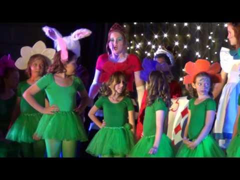 Alice in Wonderland Part# 2 - Maitland Montessori School - 2016