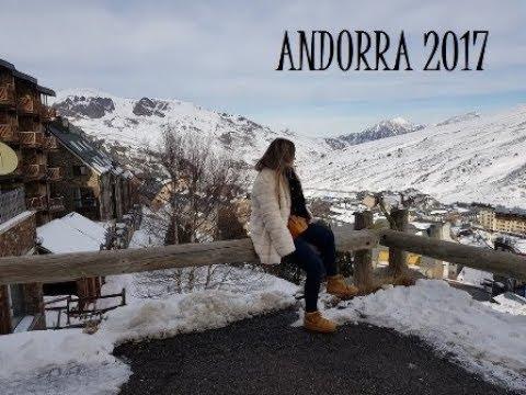Puente en Andorra 2017- Vlog