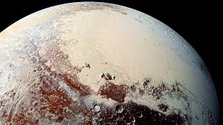 Pluto's cold heart could be hiding an OCEAN