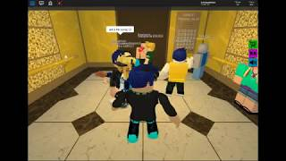 Roblox The Luxury Elevator parte 1