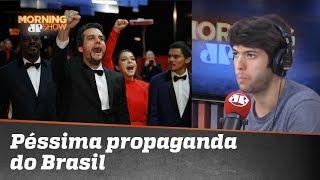 "Caio Coppolla: ""Wagner Moura faz péssima propaganda do Brasil no exterior"""