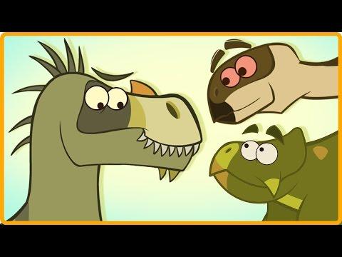 Dessin Animé Complet en Français | Eotyrannus | Dinosaur Cartoons For Kids | Je Suis Un Dinosaure