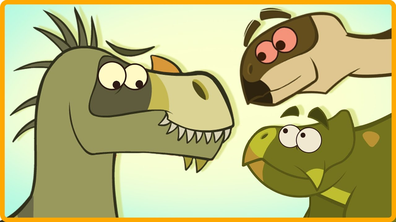 Dessin anim complet en fran ais eotyrannus dinosaur - Dinosaure dessin anime disney ...