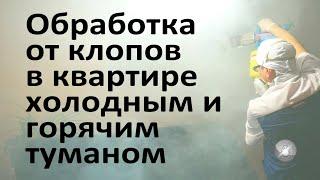 видео Уничтожение клопов в Люберцах