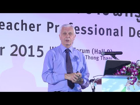 Securing Learning That Matters : Mick Waters