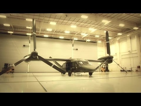 Bell Helicopter - V-280 Valor VTOL Multi-Role Aircraft Mockup Build [720p]