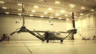 Bell Helicopter - V-280 Valor VTOL Multi-Role Aircraft Mockup Build [720p]