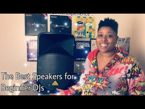 THE BEST SPEAKER FOR BEGINNER DJs | Behringer Review | #LiXxerExperience TV
