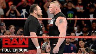 WWE RAW Full Episode - 12 June 2017