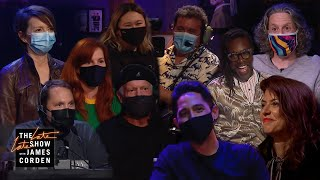 The Late Late Show Crew Answers Your Questions