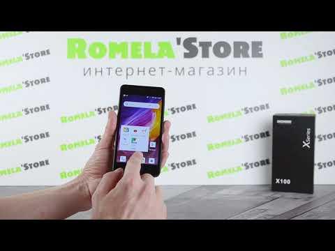 Doogee X100: Недорогой смартфон с большой батареей