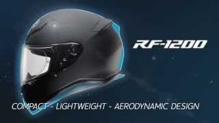 The All-New SHOEI RF-1200