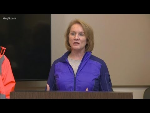 Seattle city officials discuss severe weather response