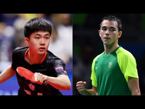 Download Top 10 Men's Table Tennis Player right now and their Best Points