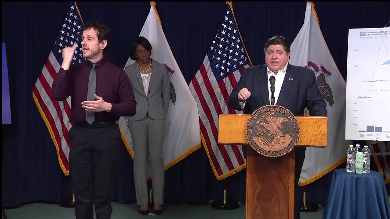 Pritzker extends stay-at-home order through end of May