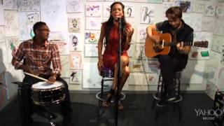 "Michelle Williams - ""Fire"" (Live Acoustic: Yahoo! Music)"