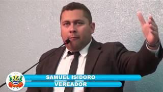 Samuel Isidoro em pronunciamento 07 07 2017