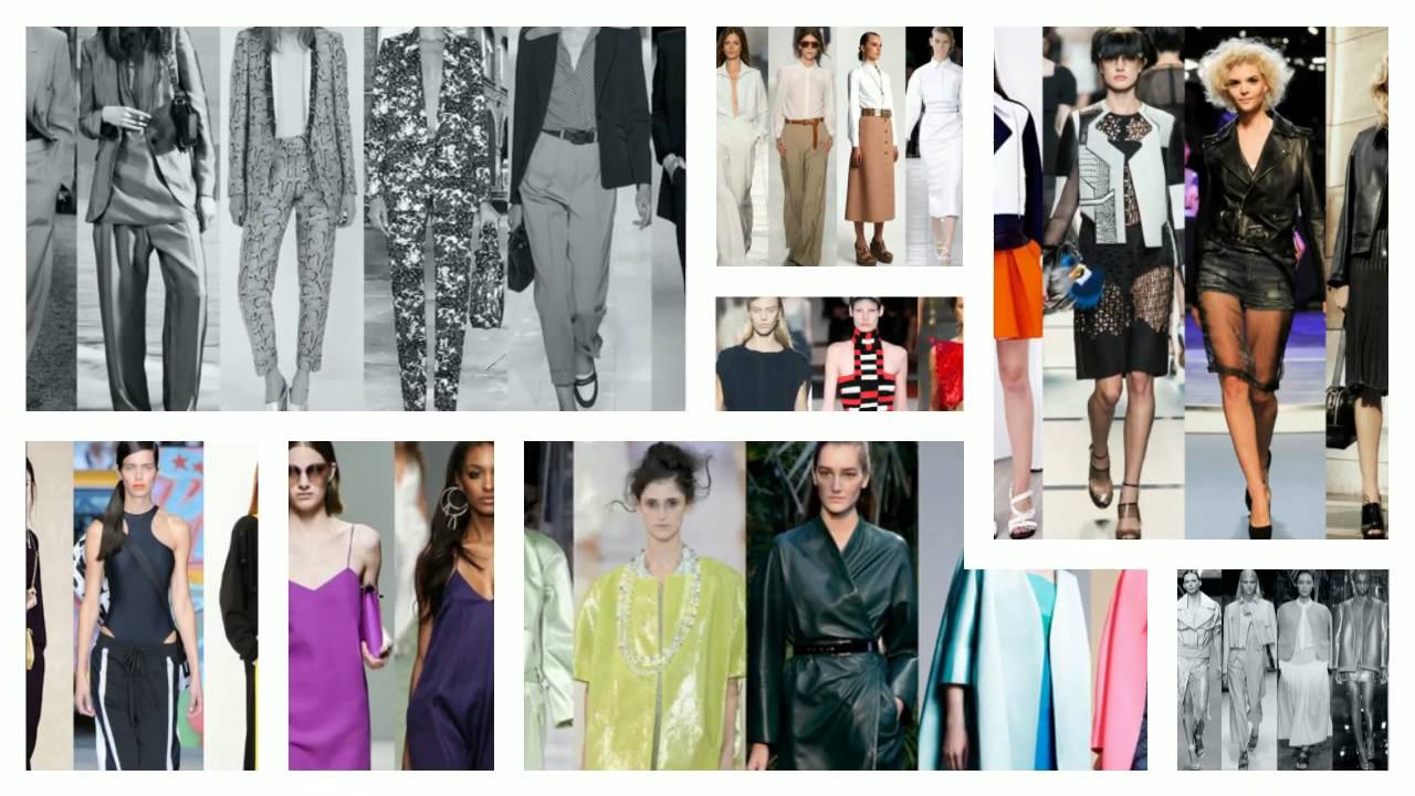 Spring 2014 Fashion Trends Styles Youtube