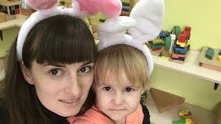 ВЛОГ Подарок на День Рождения Юли ❅Снег в Краснодаре ❅Едем  в торговый центр ❅ Алина балуется
