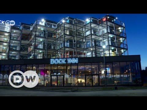 Verrückte Hotels: Eine Nacht im Container | DW Deutsch