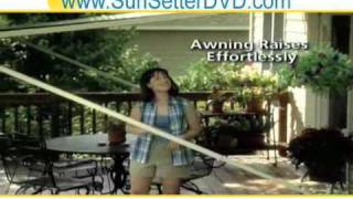 Connecticut Canvas Deck Awnings By Sun Setter Retractable