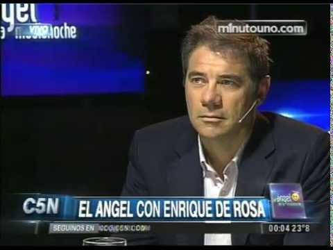 C5N - EL ANGEL DE LA MEDIANOCHE: ENRIQUE DE ROSA