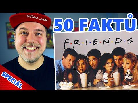 50 FAKTŮ SPECIÁL - Přátelé