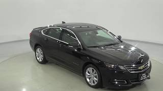181406 - New 2018 Chevrolet Impala Black Review