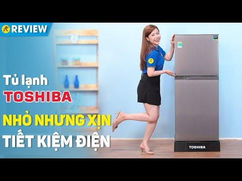 Tủ lạnh Toshiba Inverter 194L: giá bình dân, nhiều tiện ích (GR-A25VS-DS) • Điện máy XANH