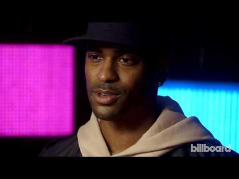 Big Sean at iHeartRadio Music Fest 2015 on Kanye West's Presidential Bid