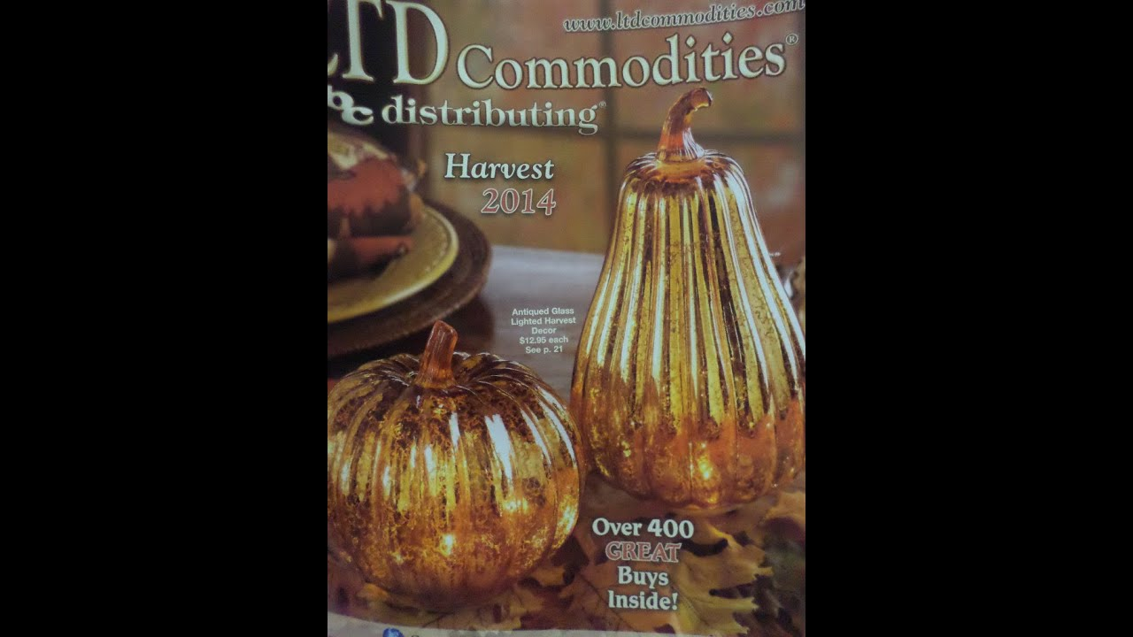 HARVEST 2014 ABC DISTRIBUTING CATALOG LTD COMMODITIES - YouTube