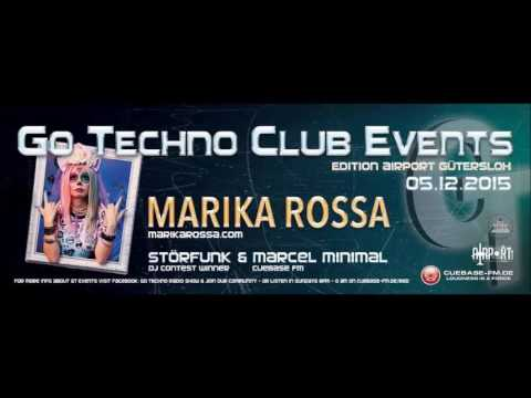 StörFunk   Go Techno Club Events With Marika Rossa Airport Club Gütersloh