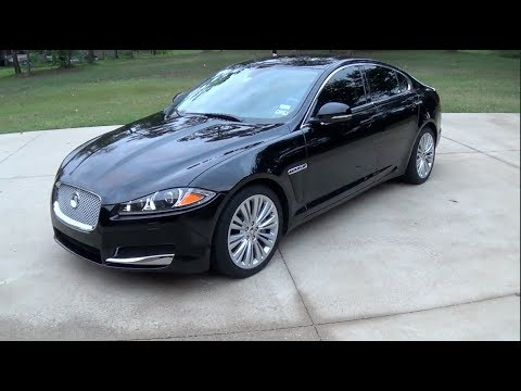 2012 Jaguar XF October 2013 Update