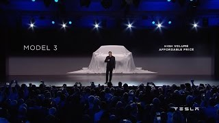 Download Tesla Unveils Model 3 Mp3 and Videos