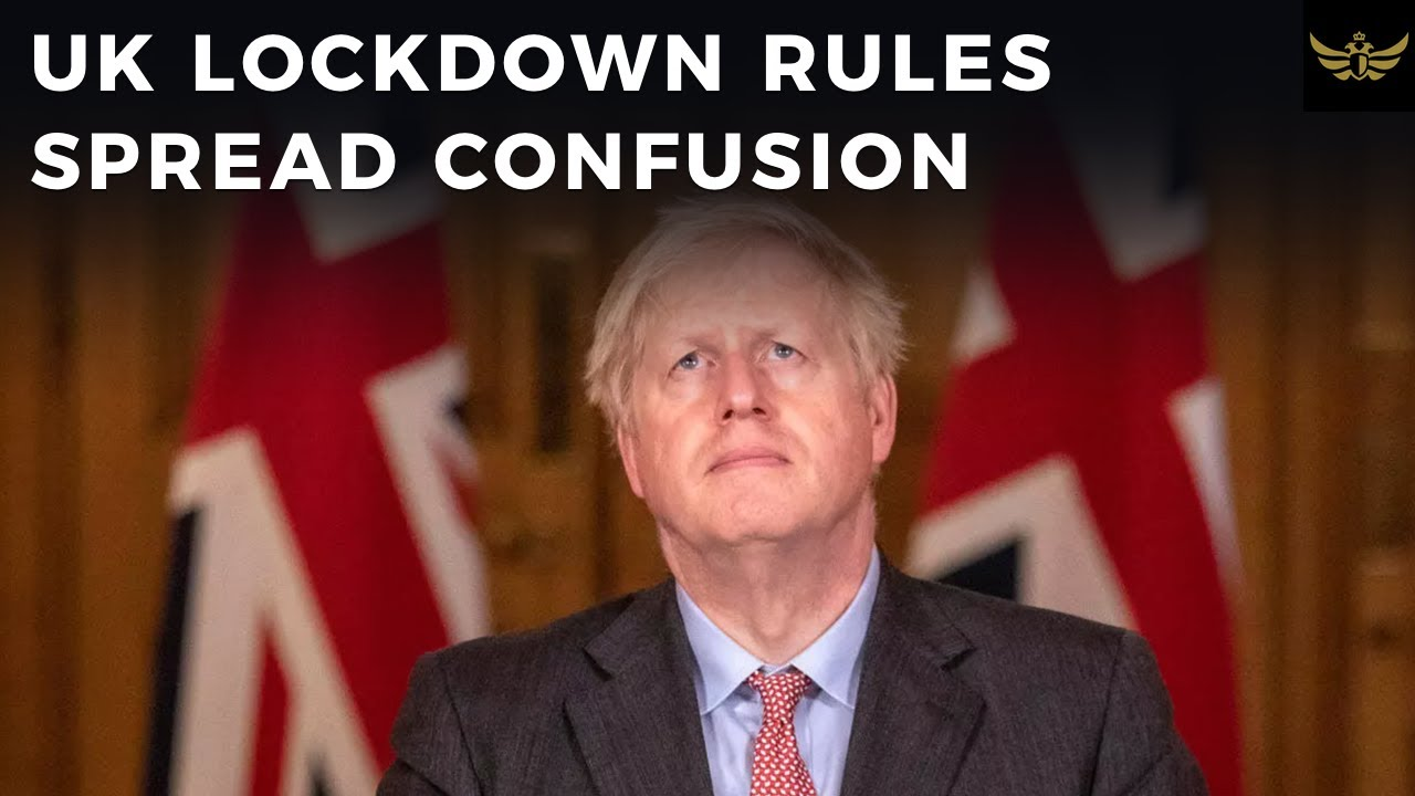 """Rule of six"" & 10pm curfew. UK lockdown rules spread confusion"