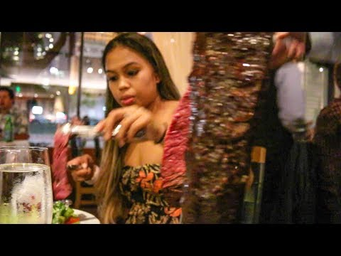 All you can eat Brazilian BBQ - Fogo de Chao | S4W Ep  #8