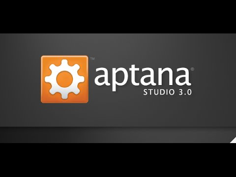 Programming in HTML, CSS and JavaScript (jQuery) using Aptana (tutorial)