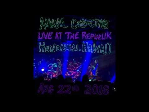 Animal Collective Live at The Republik 08-22-2016 Honolulu, Hawaii