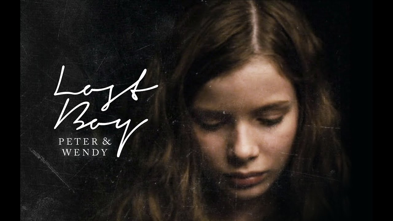 Peter Wendy Lost Boy Youtube