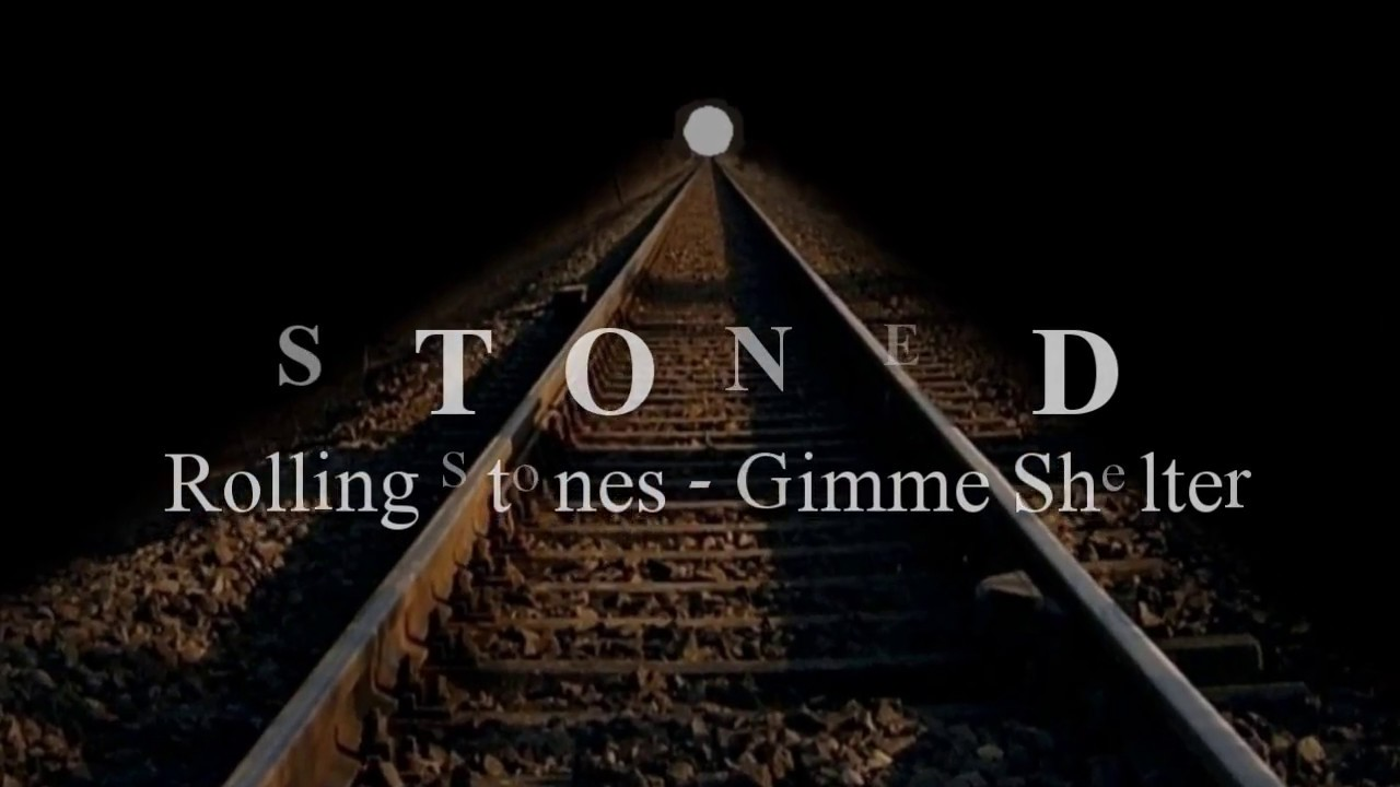 19.01.2017 STONED *Gimme Shelter* - YouTube
