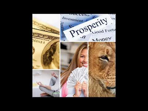 Wealth Affirmation Prayer Volume 2