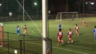 2017/12/21 関東リーグ U-13 FC多摩 vs 東急レイエス 後半