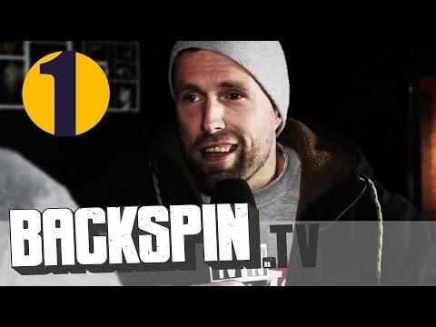"Mach One: ""Gentrifizierung macht alle Großstädte kaputt."" (Interview 1/2) | BACKSPIN TV"
