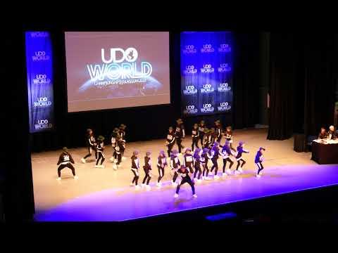 IMD ~ UDO World Street Dance Championships ~ Glasgow ~ 24th August 2018 ~ 4K