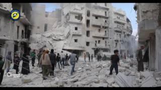 هل يسعى الأسد إلى تدمير حلب قبل مرحلة ترامب... وتهجير السكان يبدأ من مساكن هنانو