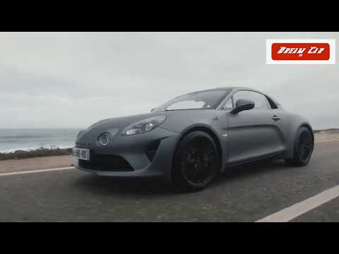 2020 Alpine A110S Drive Interior and Exterior. Subscribe.
