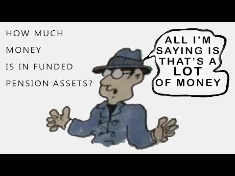 £2 trillion in funded pension assets